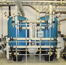 Machining Wastewater Treatment