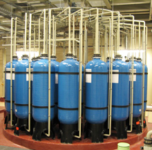 Hospital wastewater treatment