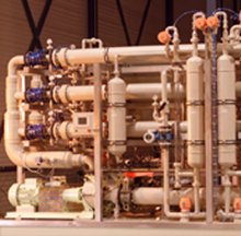 Emulsion wastewater treatment